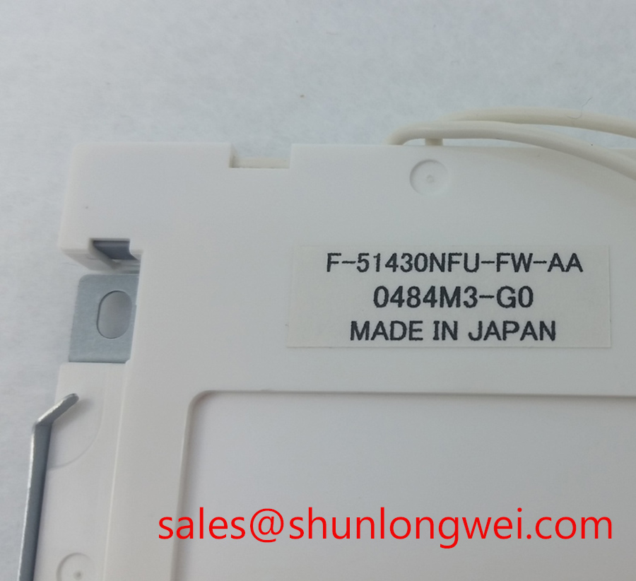 Optrex F-51430NFU-FW-AA Specification