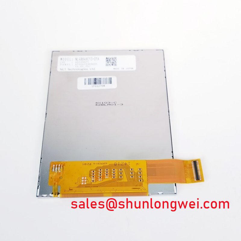 NEC NL4864HC13-01A Specification