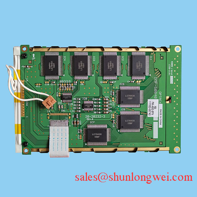 Optrex DMF-50840NB-FW Specification
